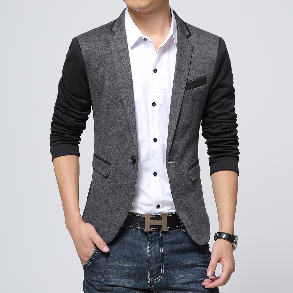 A suit jacket is defined as being such only if it's matched with trousers made from the same exact swatch of fabric. For the vast majority of situations, you should wear suit jackets with their matching trousers. Part of the reasoning for this is that if you wear your suit jacket as a blazer — that is, pairing it with jeans or other.