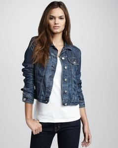 Cropped Jean Jackets – Jackets