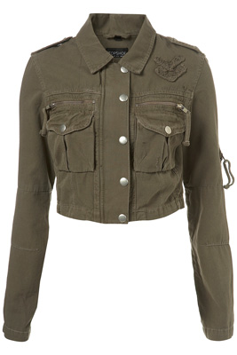 Cropped Jackets – Jackets