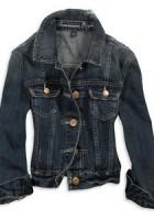 Denim Crop Jacket