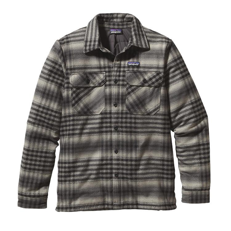 Womens Lined Flannel Shirt