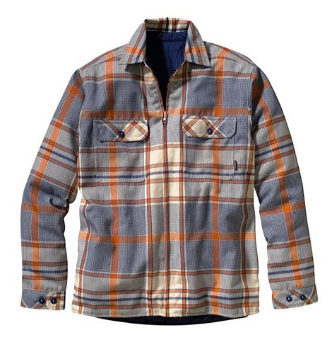 Womens Flannel Jacket With Hood