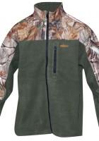 Fleece Camo Jackets