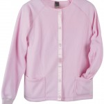 Fleece Scrub Jackets