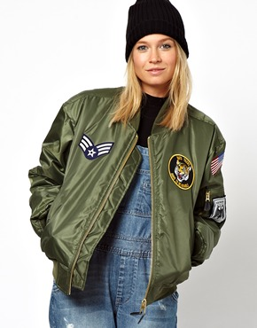 Flight Jackets – Jackets