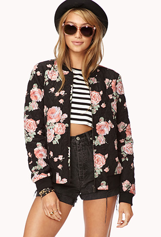 Floral Jackets – Jackets