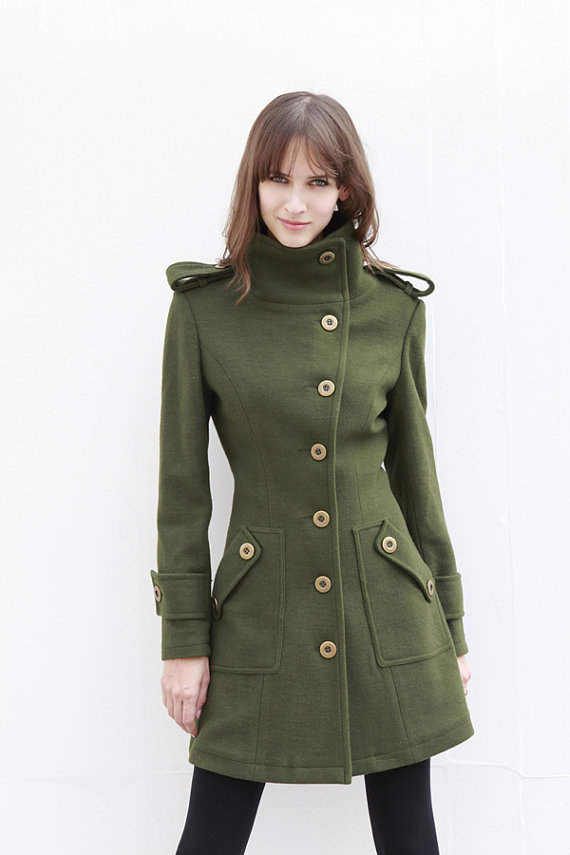 Free shipping BOTH ways on Coats & Outerwear, Navy, Women, from our vast selection of styles. Fast delivery, and 24/7/ real-person service with a smile. Click or call