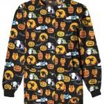 Halloween Scrub Jackets