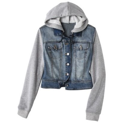 Shop for hooded denim jacket womens online at Target. Free shipping on purchases over $35 and save 5% every day with your Target REDcard.