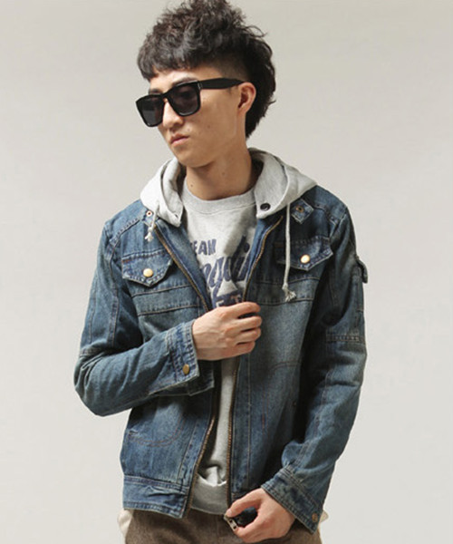 Hooded Jean Jackets – Jackets