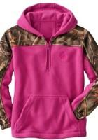 Hot Pink Camo Jacket