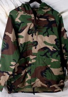 Images of Camo Rain Jacket