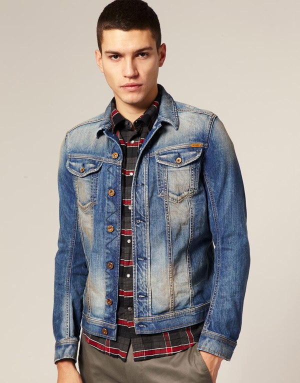 Jean Jacket for Men