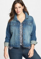 Jean Jackets for Plus Size