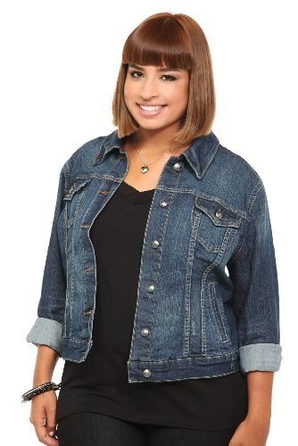 Plus Size Jean Jackets For Women | Bbg Clothing
