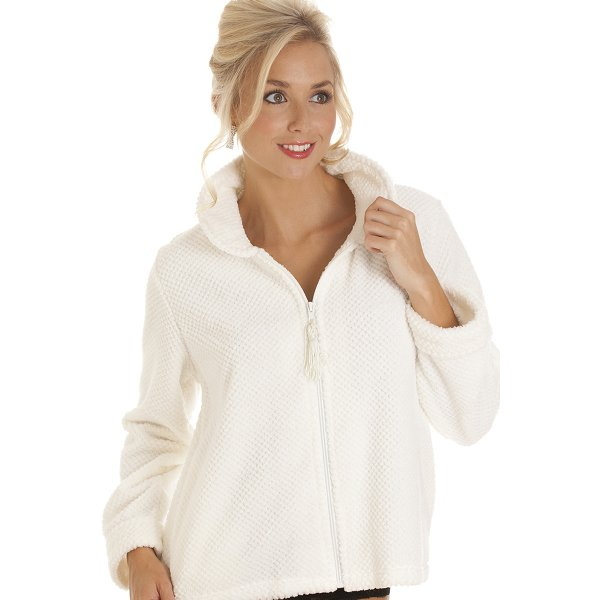 Fleece Bed Jacket