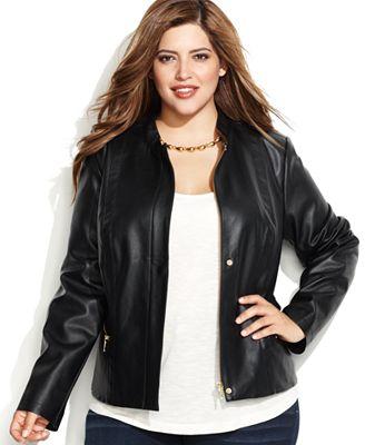 54113f5116c3 Leather Jacket Plus Size – Jackets