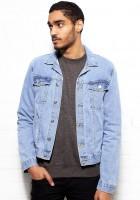 Light Blue Jean Jacket for Men
