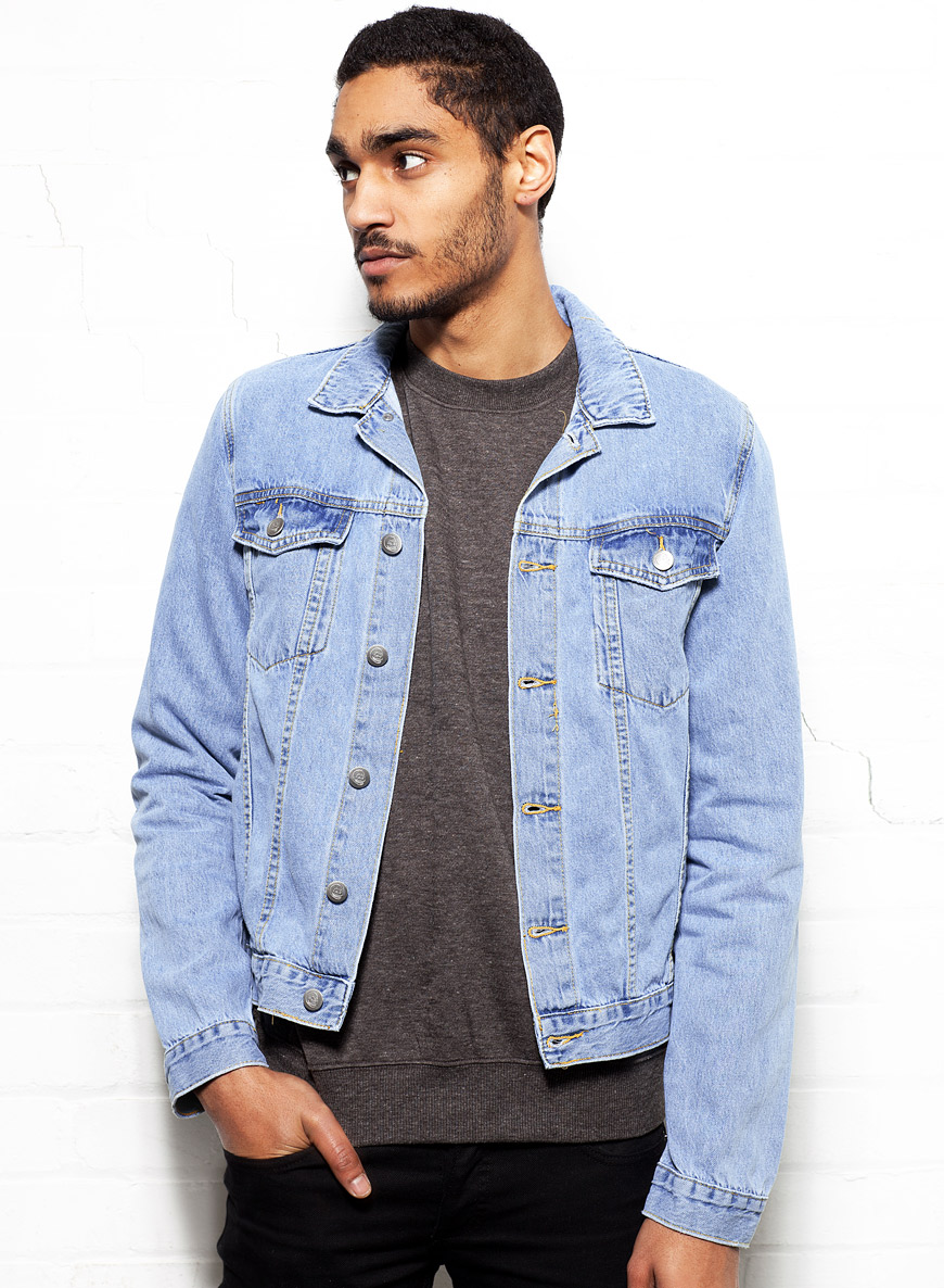 Jean Jackets For Men Cheap - JacketIn