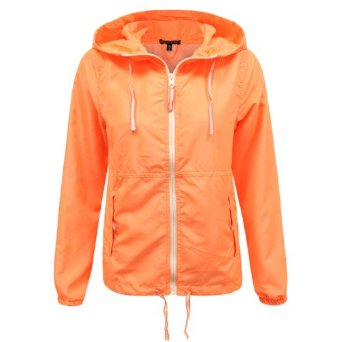 Lightweight Womens Rain Jacket - JacketIn