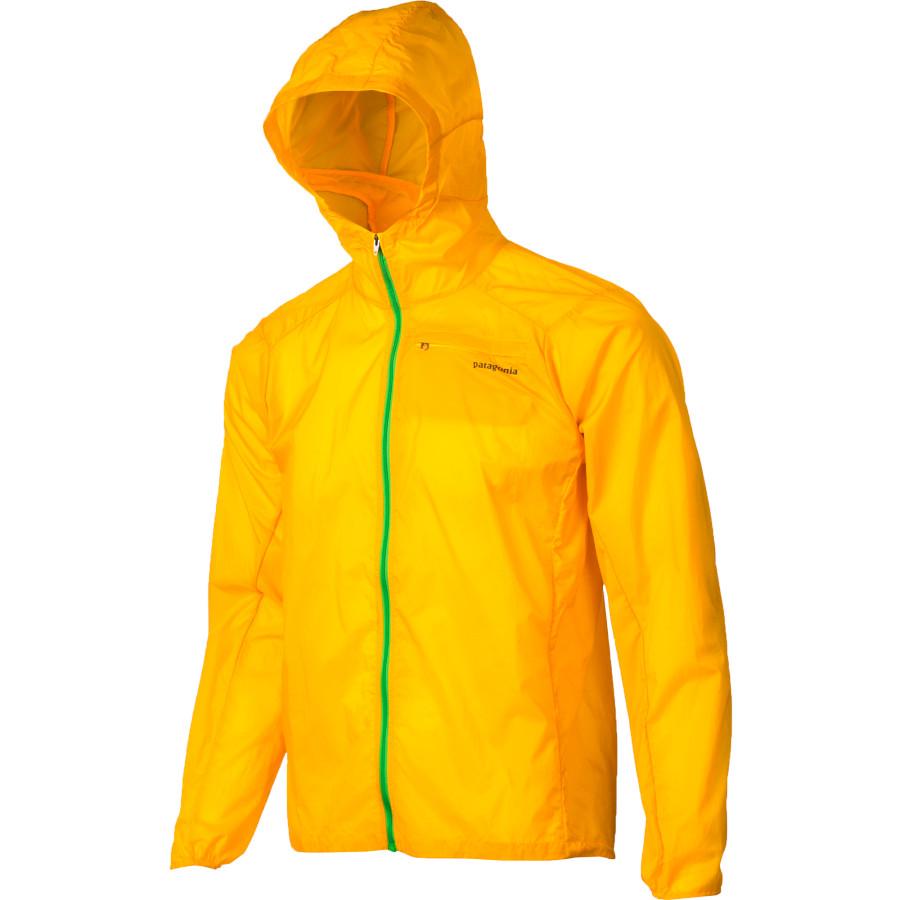 Running rain jacket women