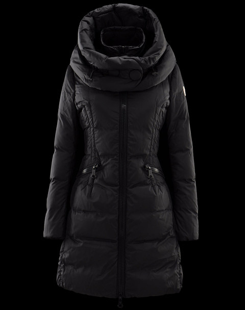 Down Long Jacket Women - Coat Nj