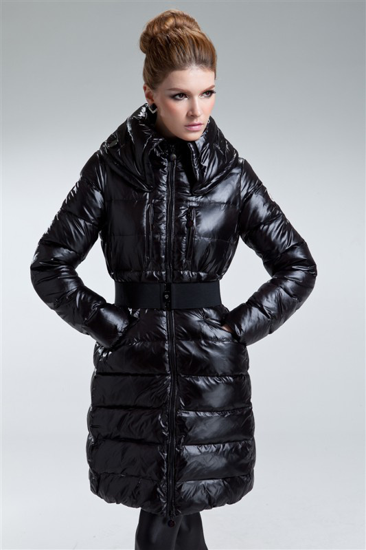 Down Long Jacket Women | Outdoor Jacket