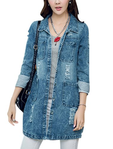 Long Jean Jackets – Jackets