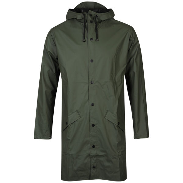 Mens Long Rain Jacket - Pl Jackets