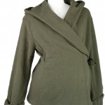 Maternity Fleece Jacket