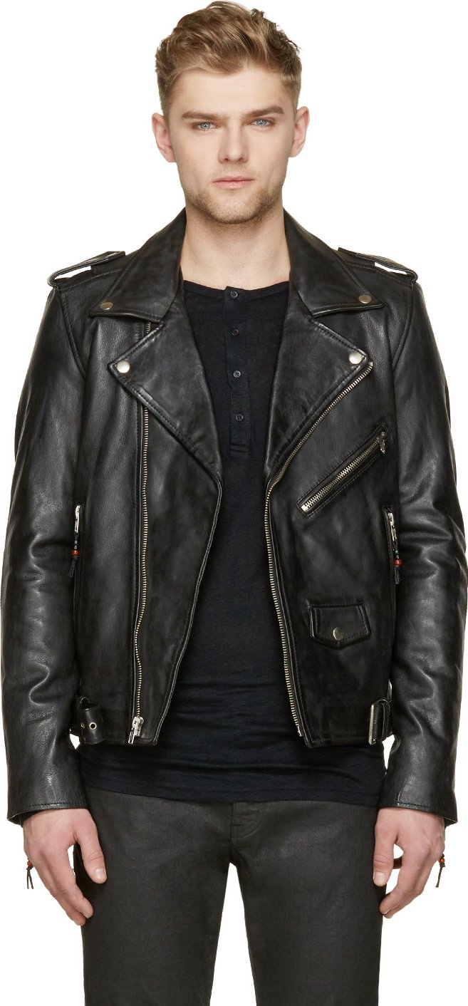 Leather Motorcycle Jackets – Jackets
