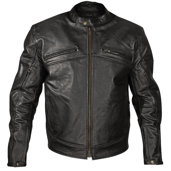 Black Motorcycle Jackets – Jackets