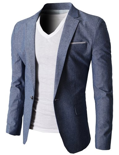 The navy blazer is the most versatile of the lot, colour-wise. So go get one, toute de suite, for wear-age any day of the whomeverf.cf, invest in a duck-egg or cobalt blue blazer for some further.