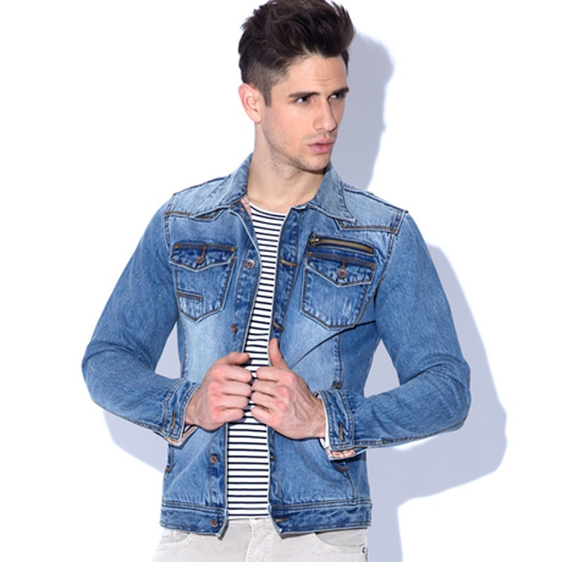 Find blue jean jacket from a vast selection of Clothing for Men. Get great deals on eBay!