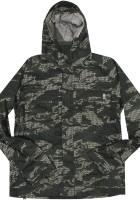Mens Camo Snowboard Jacket