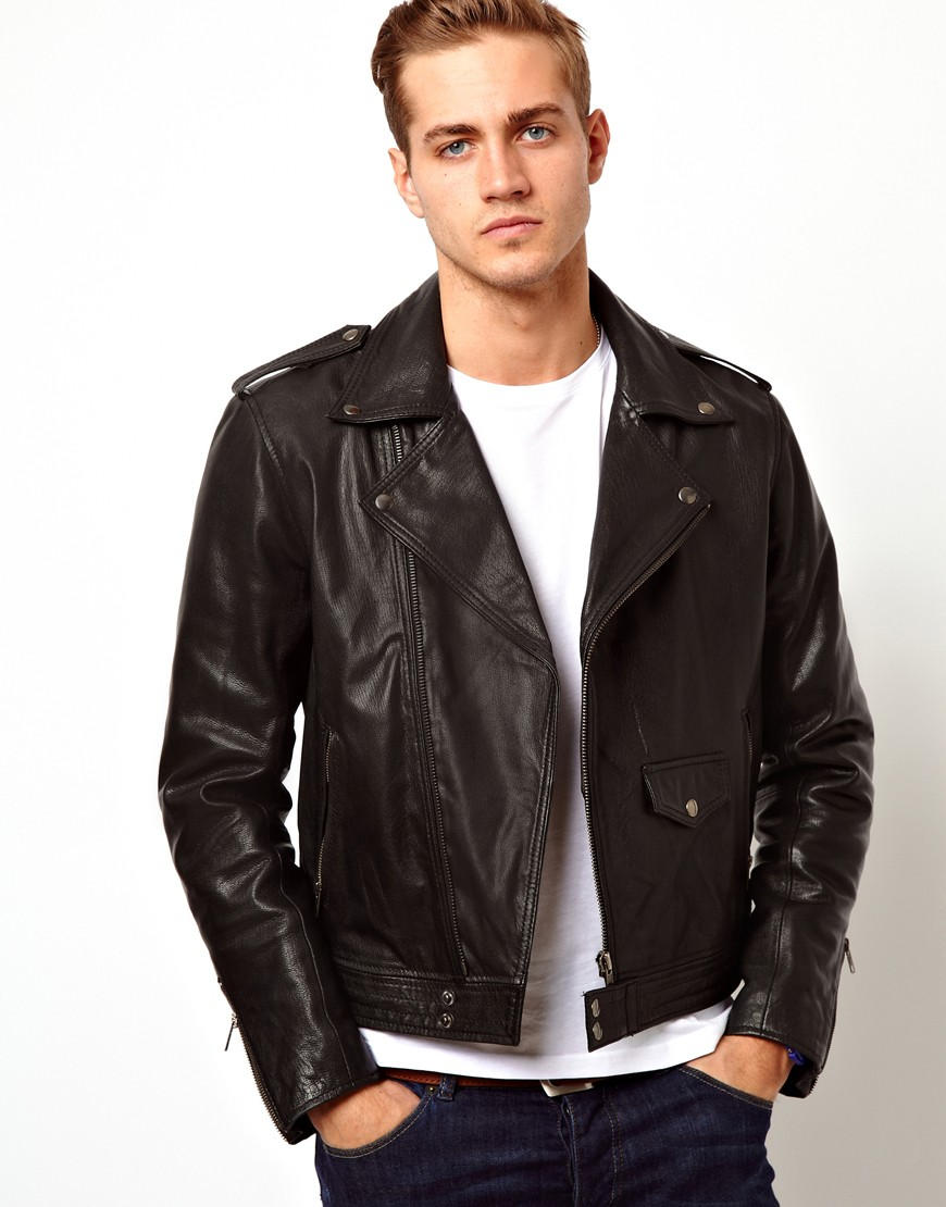 100  [ Biker Jacket Men ] | Goosecraft Perfecto 103 Goosecraft Men ...