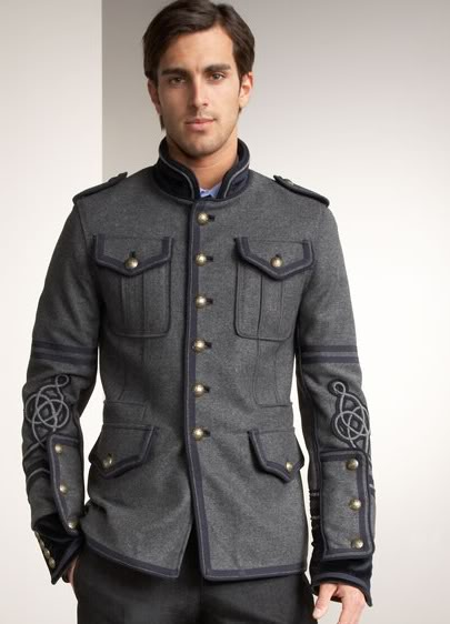 Mens Military Jacket | Gommap Blog