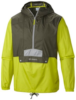 Pullover Windbreaker Jackets For Men - JacketIn