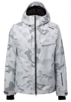 Mens Snow Camo Jacket