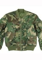 Military Bomber Jacket