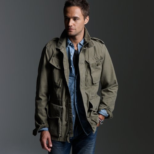 Collection Men Military Jacket Pictures - Reikian