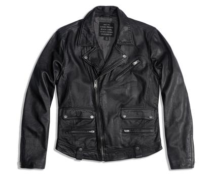 Army surplus leather jacket