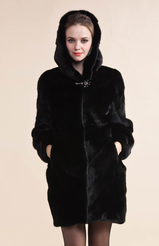 Mink Jackets for Women