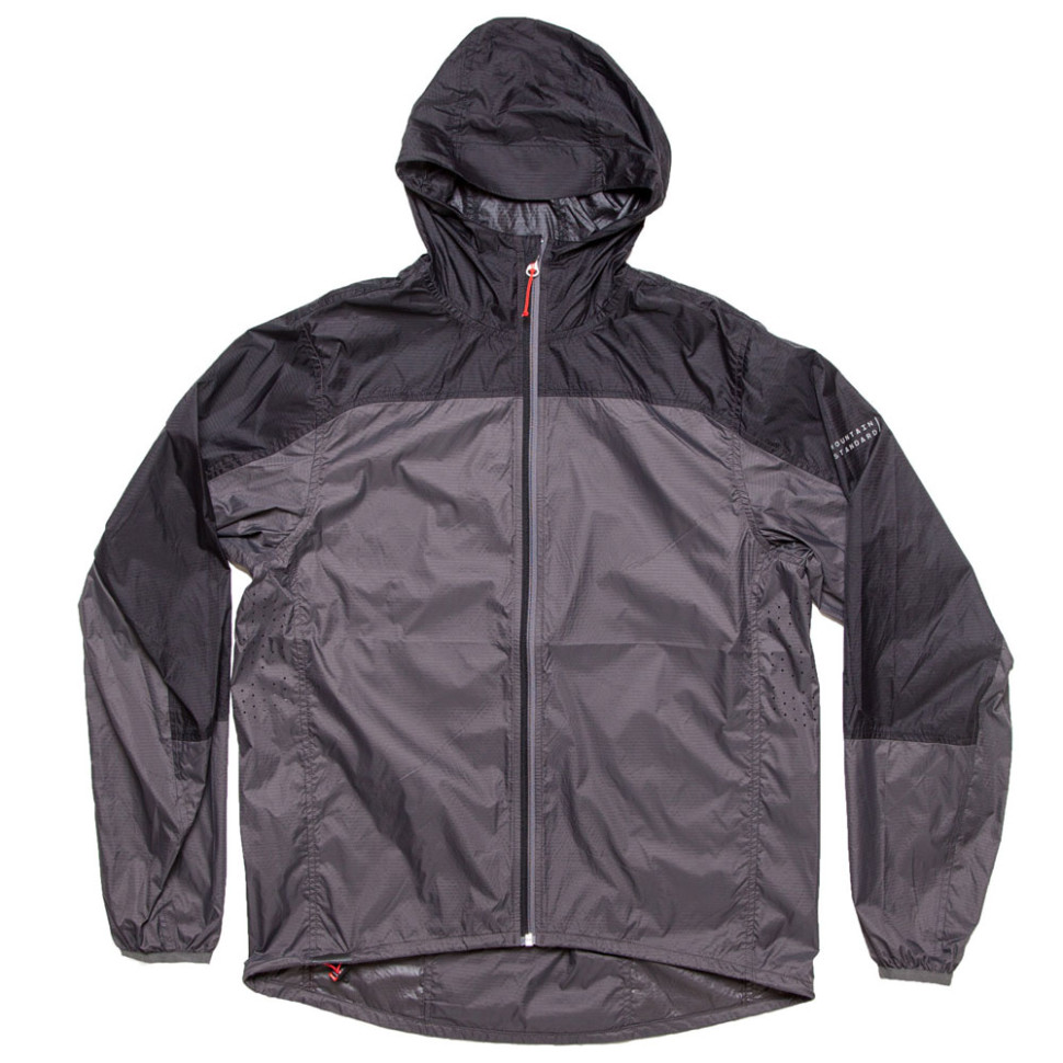 Packable Rain Jacket with Hood