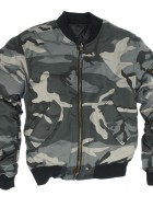 Pictures of Camo Bomber Jacket