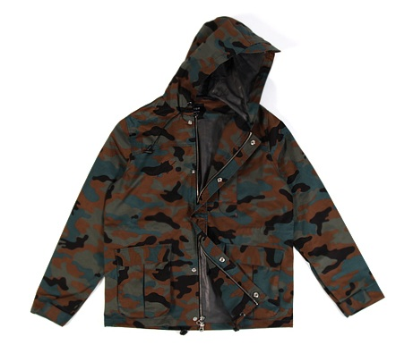 Pictures of Camo Rain Jacket