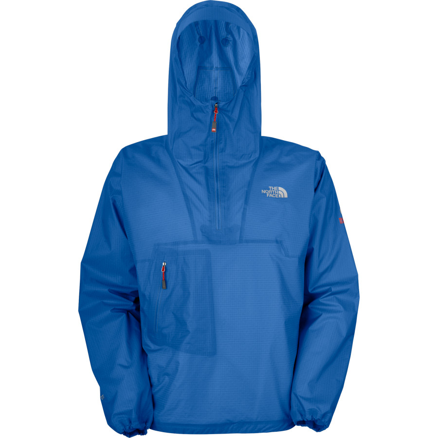 The North Face Windbreaker >> Pullover Rain Jackets – Jackets