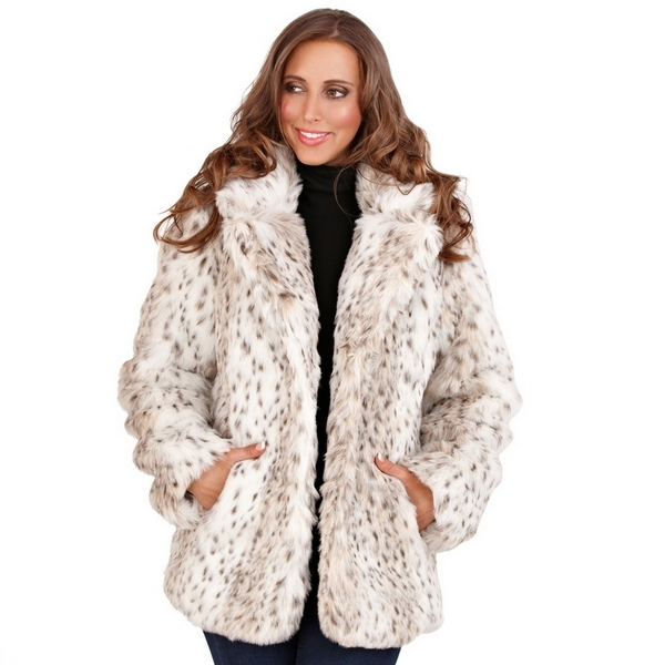 Plus Size Fur Jackets Pictures to Pin on Pinterest - PinsDaddy