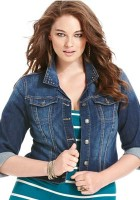 Plus Size Jean Jackets