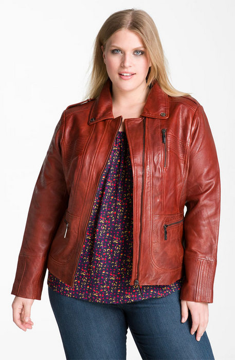 Plus Size Leather Jackets – Jackets